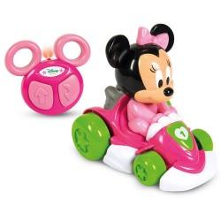 Voiture télécommandée Disney Minnie licence officielle idée cadeau anniversaire noël neuve