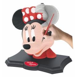 Puzzle 3D Disney Minnie Color Edition licence officielle Disney idée cadeau anniversaire noël neuve