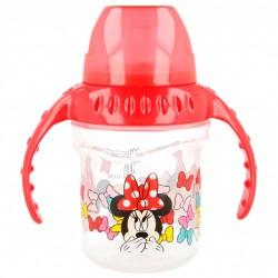 Verre Tasse d'apprentissage Minnie pour bébé licence officielle Disney idée cadeau anniversaire noël neuve