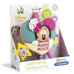Jouet musical de voiture, cosy ou lit Disney bébé Minnie licence officielle Disney idée cadeau anniversaire noël neuf