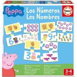 Jeu éducatif les nombres avec Peppa Pig licence officielle idée cadeau anniversaire noël neuve