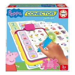 Jeu éducatif Peppa Pig Junior Connector licence officielle idée cadeau anniversaire noël neuve