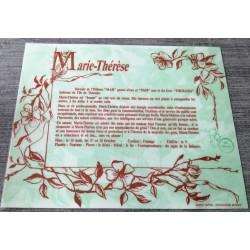 """Signification du prénom """" MARIE THÉRÈSE """" idée cadeau fête des mères grand mères anniversaire noel Neuf"""