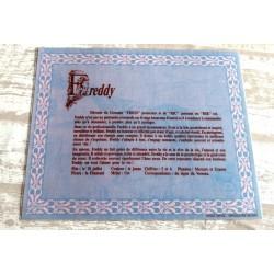 "Signification du prénom "" FREDDY V2 "" idée cadeau original fête des pères grands pères noel neuf"