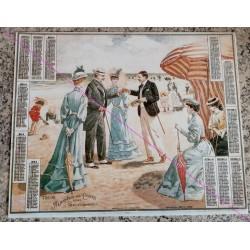 Calendrier de naissance plastifié année 1906 Idée cadeau original anniversaire fête noël neuf