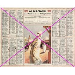 Calendrier de naissance plastifié année 1926 v02 Idée cadeau original anniversaire fête noël neuf