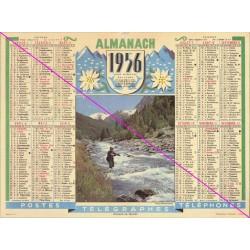 Calendrier de naissance plastifié année 1956 v02 Idée cadeau original anniversaire fête noël neuf