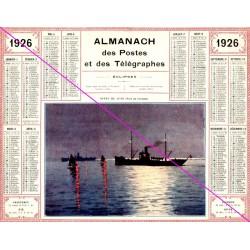 Calendrier de naissance plastifié année 1926 v03 Idée cadeau original anniversaire fête noël neuf