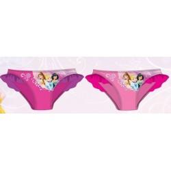 Maillot slip de bain Princesse Disney enfant licence officielle du 2 au 6 ans piscine plage NEUF