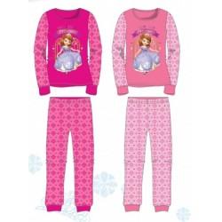 Ensemble pyjama Long Princesse Sofia sous licence officielle Disney DU 2 AU 6 ANS vêtement fille idée cadeau neuf
