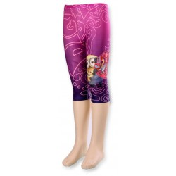 Ensemble Leggings 3/4 + t shirt Minions fille fuchsia du 4 AU 10 ans fille vêtement sous licence officielle NEUF