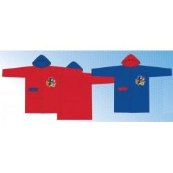 Imperméable K way de pluie mi saison rouge Pat Patrouille Paw Patrol du 2 au 6 ans garçon licence officielle NEUF
