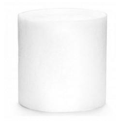 Rouleau de papier crépon Blanc 10 m loisirs créatif scrapbooking décoration de table ou salle neuf