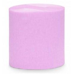 Rouleau de papier crépon Rose 10 m loisirs créatif scrapbooking décoration de table ou salle neuf