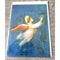 Carte postale avec enveloppe collection GIOTTO Le songe de Joachim 1303/1305 neuve