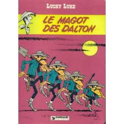 BD lucky luke - Magot Des Dalton Morris