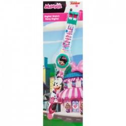 Montre digitale Minnie licence officielle Disney enfant fille idée cadeau anniversaire noel neuf