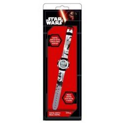 Montre digitale Star Wars VII Trooper enfant garcon 3 ans + idée cadeau anniversaire noel neuve