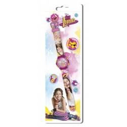 Montre digitale Soy Luna enfant fille 3 ans + idée cadeau anniversaire noel neuve