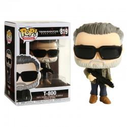 Funko POP 819 Figurine Terminator Dark Fate T-800 licence officielle collection idée cadeau anniversaire noël neuf