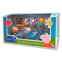 L'école de Peppa Pig Jeu jouet mixte enfants marque BANDAI idée cadeau anniversaire noël neuve