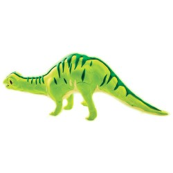 Jeu Archéologique Crée et modélise ton Brontosaure marque EDUCA BORRAS idée cadeau anniversaire noël neuve