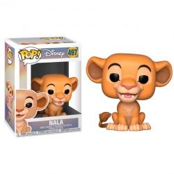 FUNKO POP 497 figurine collection Le Roi lion Nala licence Disney idée cadeau anniversaire noël neuf