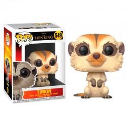 FUNKO POP 549 figurine collection Le Roi lion Timon licence Disney idée cadeau anniversaire noël neuf