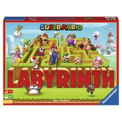 Jeu de société LABYRINTHE SUPER MARIO NINTENDO licence officielle RAVENSBURGER idée cadeau anniversaire noël neuf