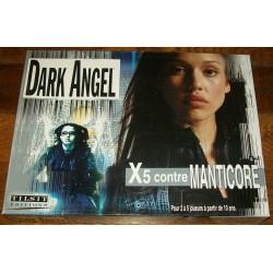 jeu de société - Dark Angel - X5 contre manticore