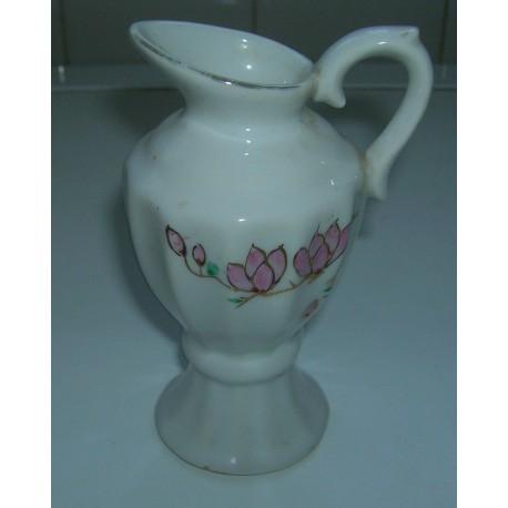 mini vase pot en porcelaine chinois ancien avec anse be