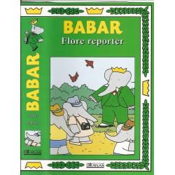 Cassette k7 vidéo vhs collection Babar 2 épisodes Ou est passée isabelle? -Flore reporter occasion