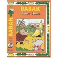 Cassette k7 vidéo vhs enfants collection Babar 2 épisodes Mango Dingo / on est nulle part...occasion