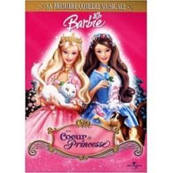 Cassette k7 vidéo vhs enfants Barbie - Cœur De Princesse occasion