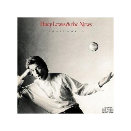 Cassette audio K7 AUDIO Huey Lewis and the News - Small world