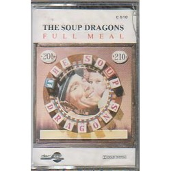 Cassette audio K7 AUDIO The Soup Dragons Full Meal occasion
