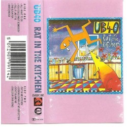"Cassette audio K7 AUDIO UB 40 ""rat in the kitchen"" occasion"