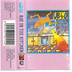 "Cassette audio K7 AUDIO UB 40 ""rat in the kitchen"""