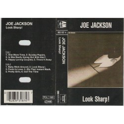 Cassette audio K7 AUDIO Joe Jackson - Look Sharp! occasion