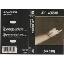 Cassette audio K7 AUDIO Joe Jackson - Look Sharp!