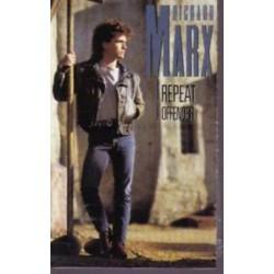 Cassette audio K7 AUDIO musique RICHARD MARX Repeat offender