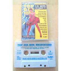 Cassette audio K7 AUDIO musique TOP DES HITS N° 122