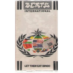 Cassette audio K7 AUDIO musique BEATS INTERNATIONAL LET THEM EAT BINGO