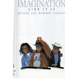 Cassette audio K7 MUSIQUE Imagination - Like it is
