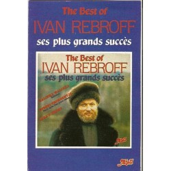 Cassette audio K7 AUDIO musique The Best of IVAN REBROFF SES PLUS GRANDS SUCCÈS