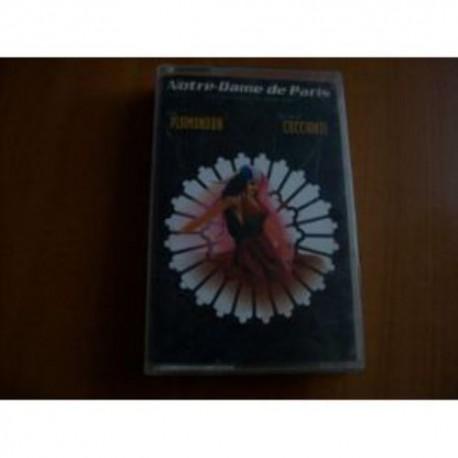 Cassette audio K7 AUDIO musique Notre Dame De Paris