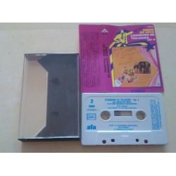 Cassette audio K7 AUDIO musique chansons de toujours volume 4 André de Vera