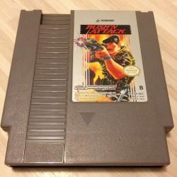 Jeu video RUSH'N ATTACK sur Nintendo NES