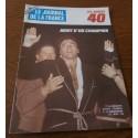 """ANCIEN MAGAZINE COLLECTION """"LE JOURNAL DE LA FRANCE:LES ANNÉES 40 """"HEBDOMADAIRE HISTORIA n°205"""