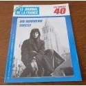 """ANCIEN MAGAZINE COLLECTION """"LE JOURNAL DE LA FRANCE:LES ANNÉES 40 """"HEBDOMADAIRE HISTORIA n°200"""